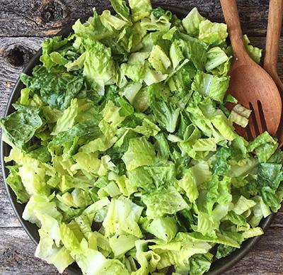 Veggie Fajita Salad