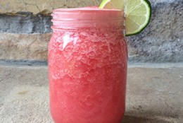 Watermelon Grapefruit Cooler